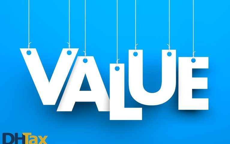 Determine and record - setting business valuation
